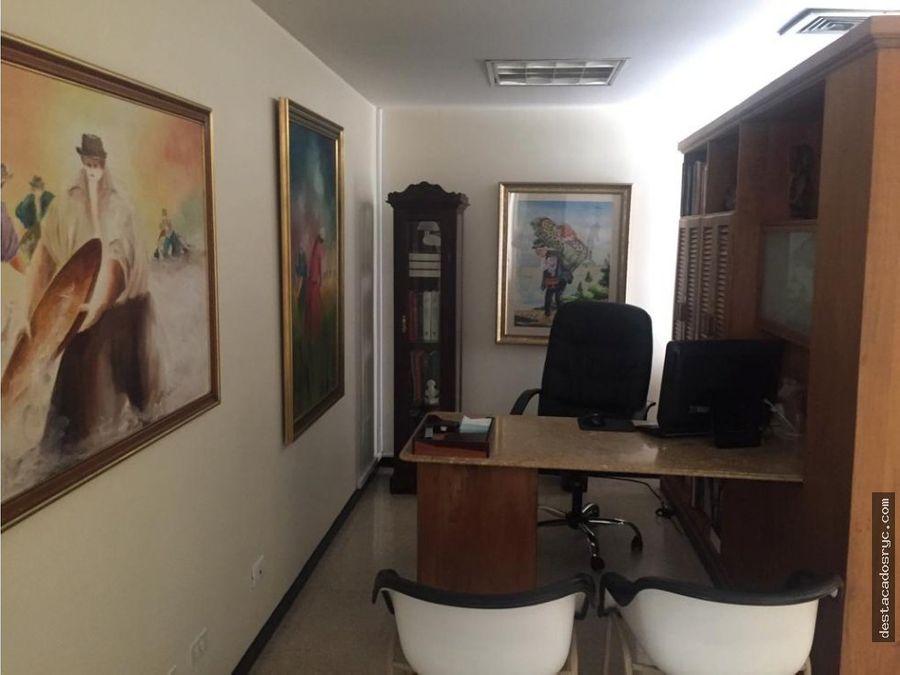 oficina en venta en el poblado milla de oro