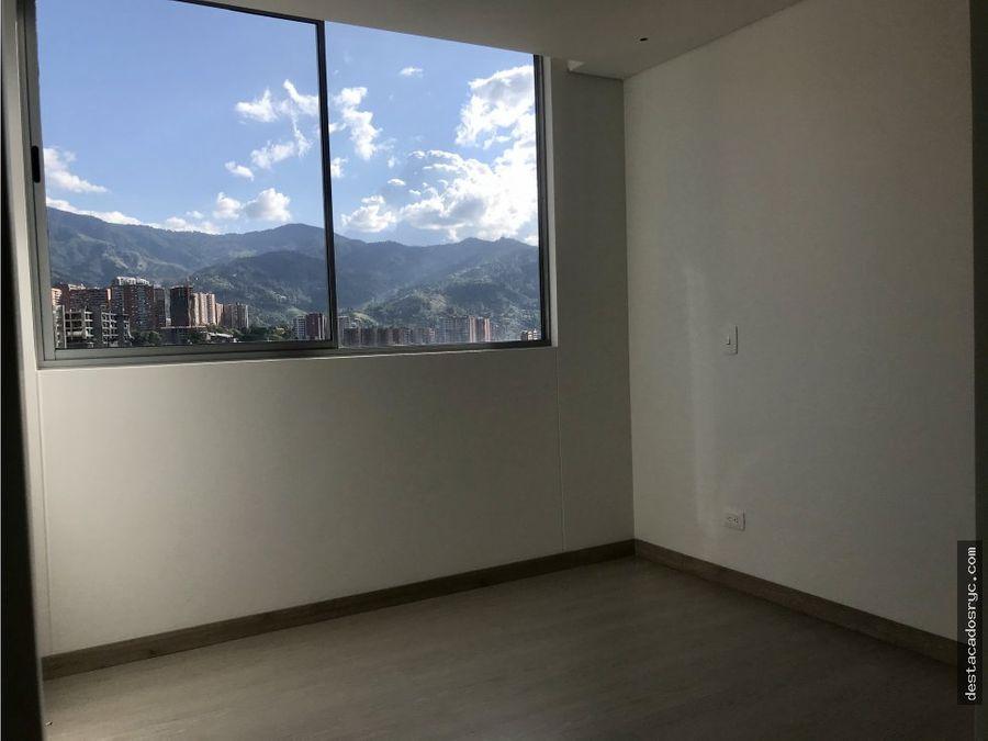 apartamento en venta en loma los mesa envigado