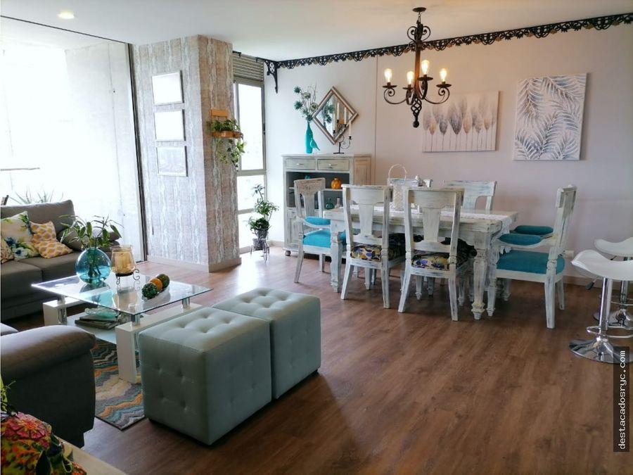 hermoso apartamento en venta en envigado sector zuniga