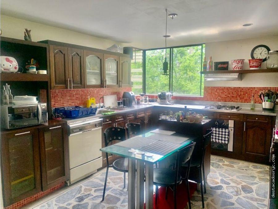 apartamento duplex en venta en el poblado las santas