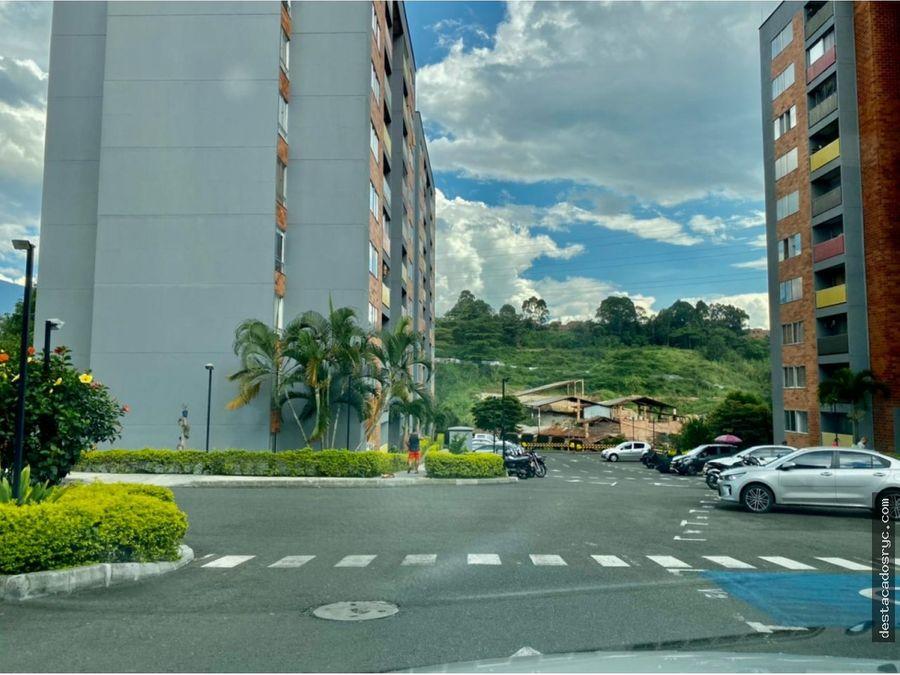 apartamento en venta en itagui sector santa maria