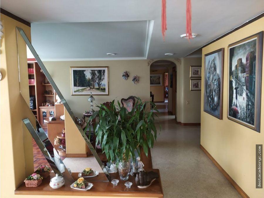 apartamento en venta en el poblado la florida