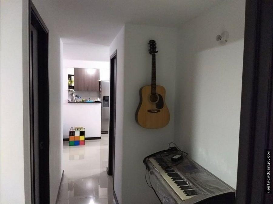 apartamento en venta en sabaneta loma de san jose