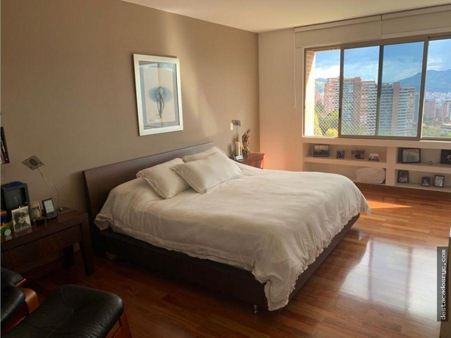 hermoso apartamento en venta en medellin las palmas