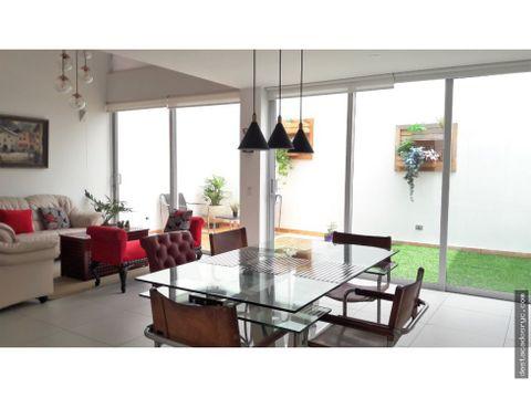 moderna casa en venta en llanogrande sector gualanday