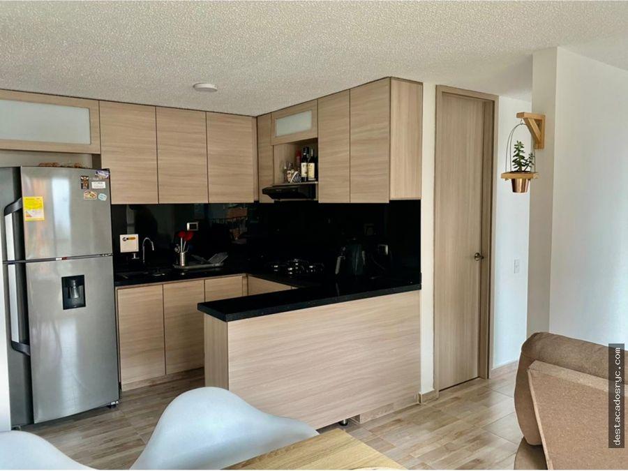 apartamento en venta en itagui loma los gomez