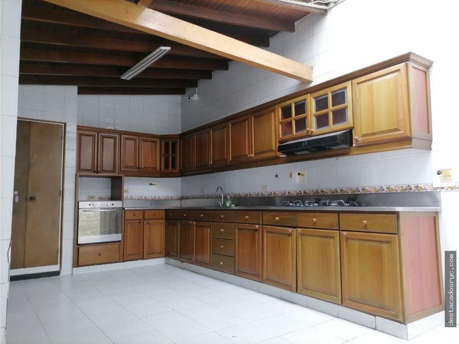 casa lote en venta belen sector alameda
