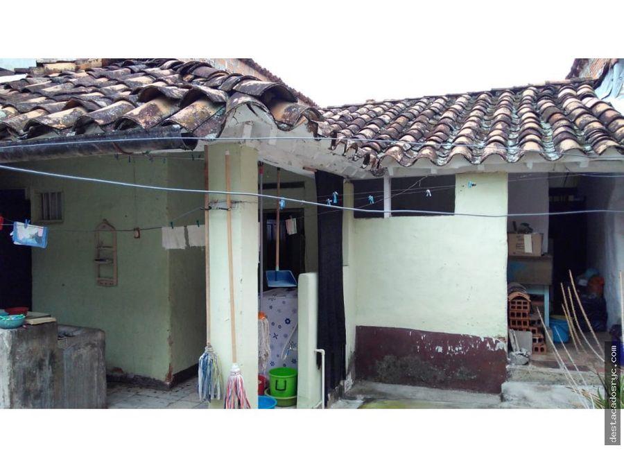 casa en venta en santa fe de antioquia