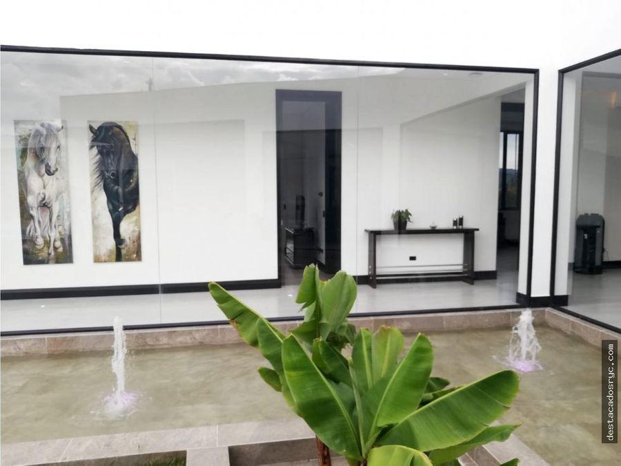 casa amoblada en venta en el retiro antioquia