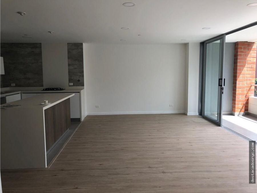 apartamento nuevo en venta loma de las brujas
