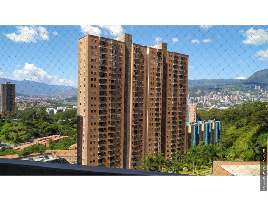 hermoso apartamento en venta en rodeo alto medellin