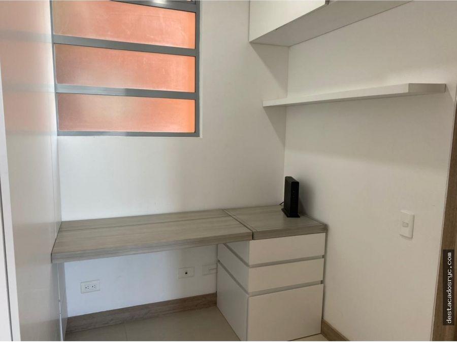 apartamento nuevo y amoblado en envigado