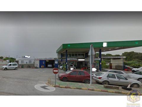 gasolinera en provincia de cadiz