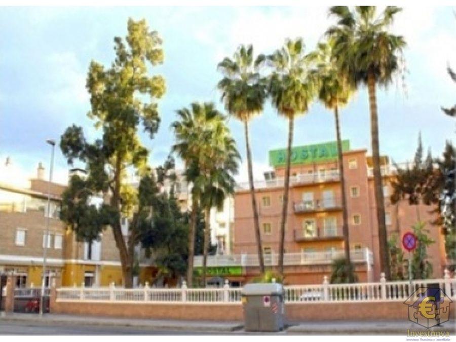 hotel de dos estrellas en malaga capital