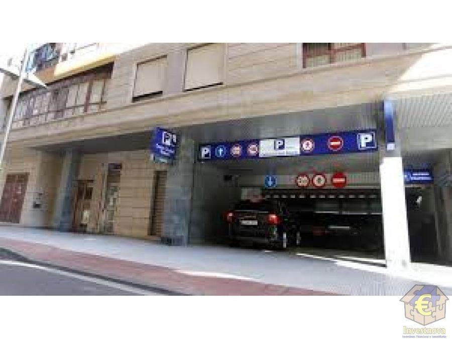 parkings publicos en madrid