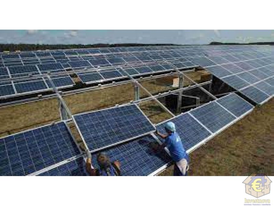rustica para fotovoltaica porcuna