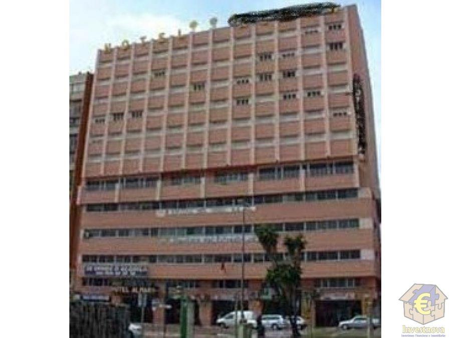 hotel 4 en rentabilidad en algeciras cadiz