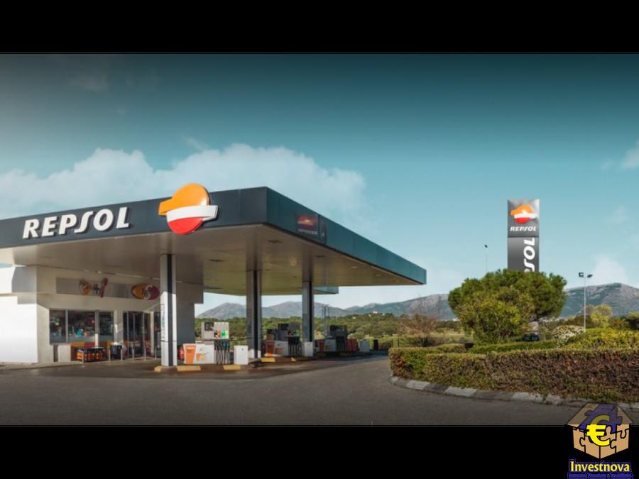 gasolinera en provincia de cordoba