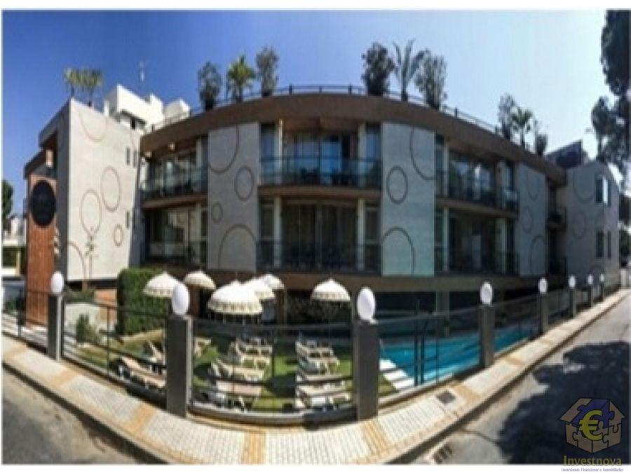 complejo apartamentos turisticos en islantilla huelva