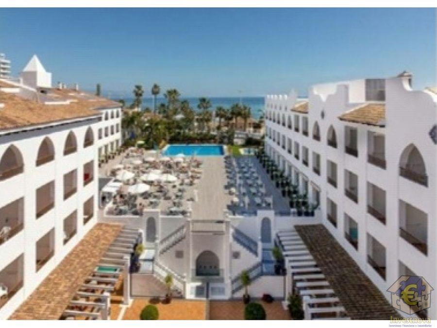 hotel 4 estrellas en la costa del sol