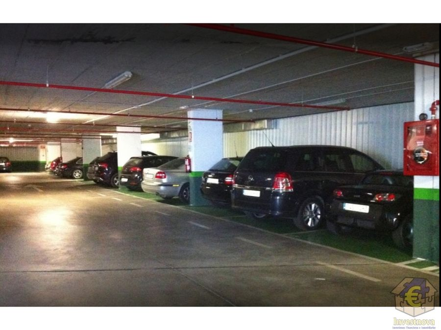 parking publico en san pedro marbella