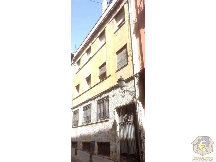 edificio a rehabilitar centro de granada
