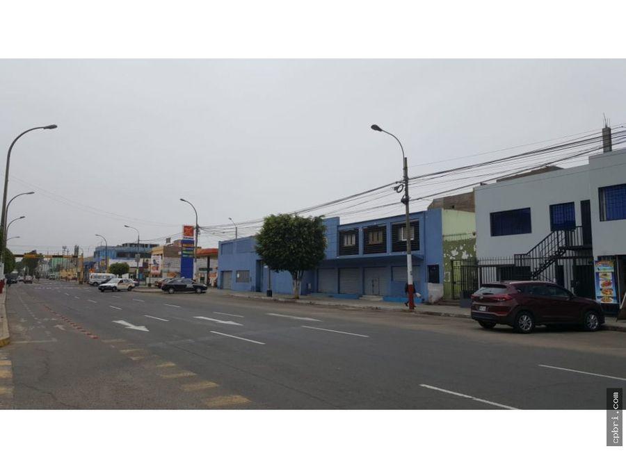 terreno venta avenida principal saenz pena callao