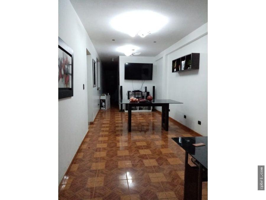 venta casa en carabayllo 120mt2 alt camino real