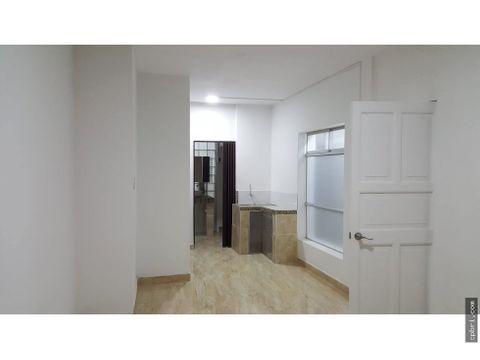 alquilo minidepartamento 1er piso en magdalena 45mt2