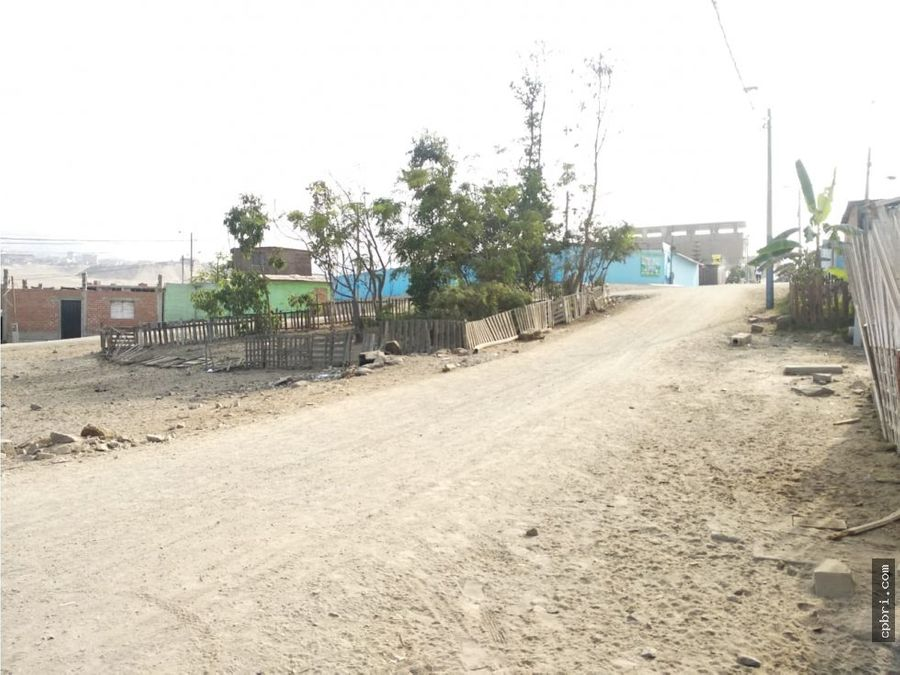 venta de terreno en asoc kawachi pachacutec