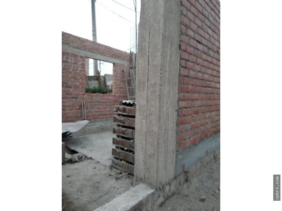 venta local en construccion la victoria pachacut