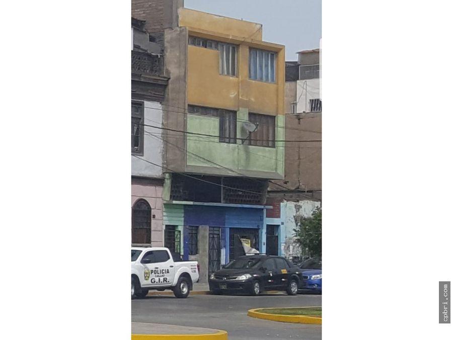 2 tiendas primer piso avenida 2 de mayo callao