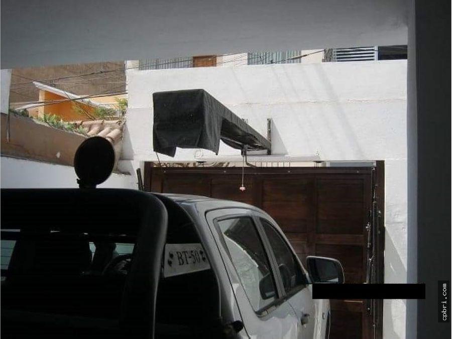 venta duplex urb maranga san miguel con cochera