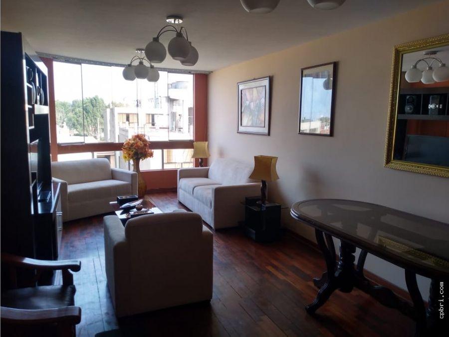 venta departamento urb los cipreses lima 85 m2