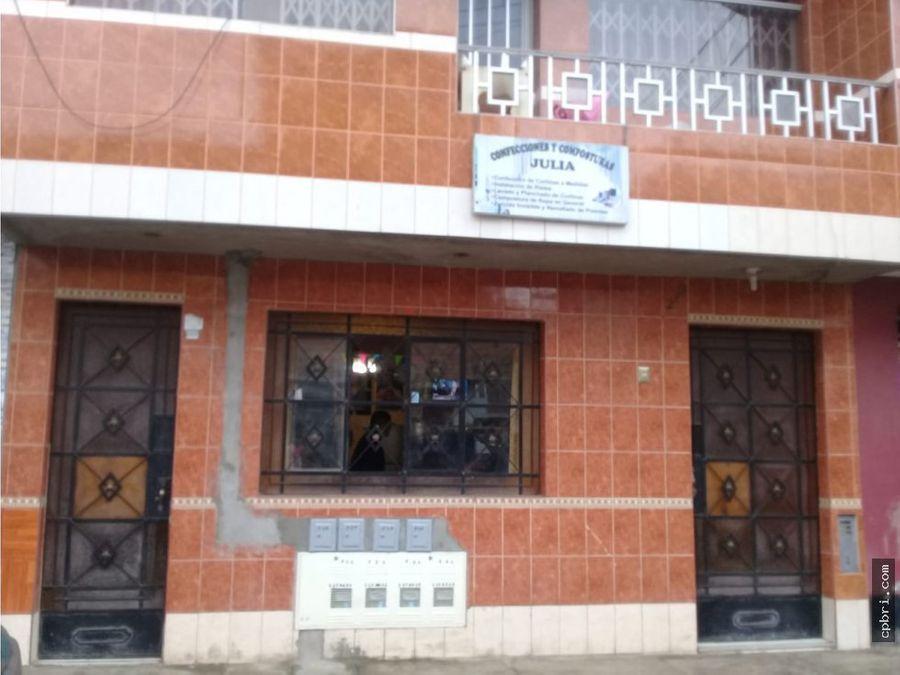 local para negocio 90mt2 carmen de la legua callao