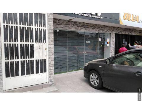 alquiler de local comercial en pueblo libre lima