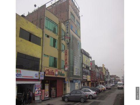 venta local comercial tupac amaru comas ac 705 mt2