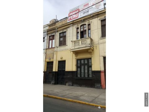 vende 2do piso mas aires en avenida 160 mt2 callao