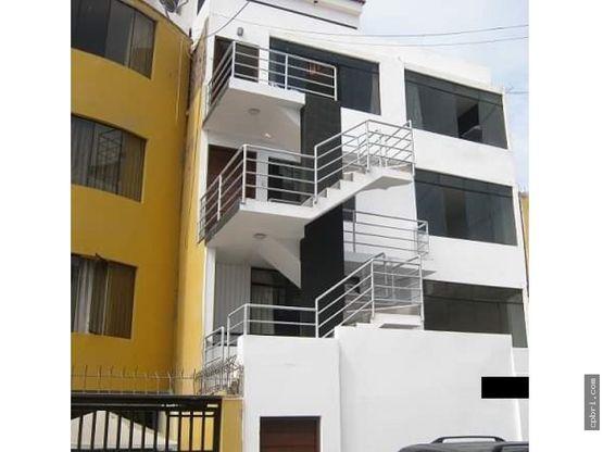 venta duplex primer piso maranga san miguel con cochera