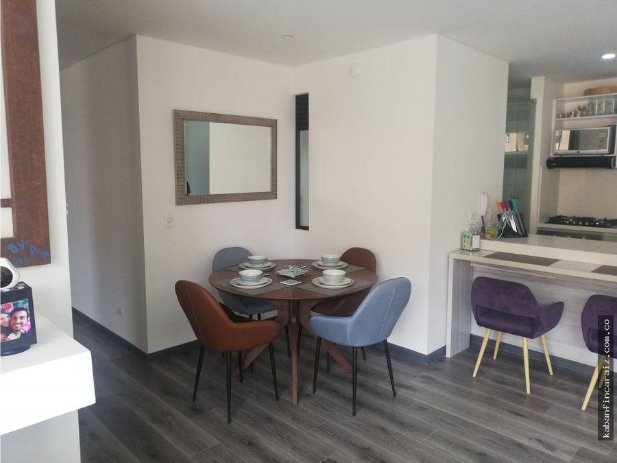 vendo apartamento en chia ponderosa campestre