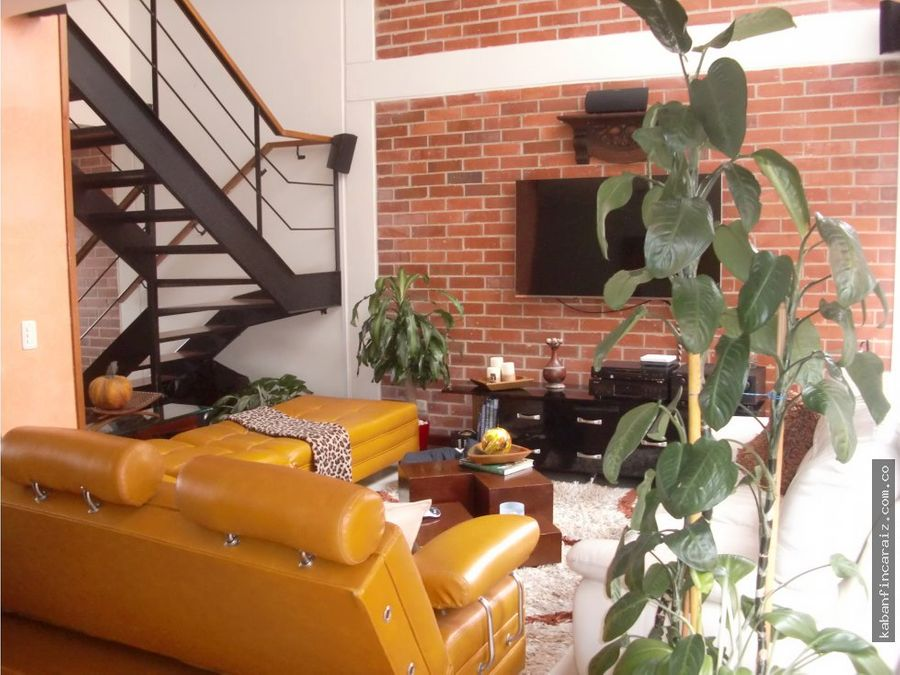vendo casa en chia villas sabaneras