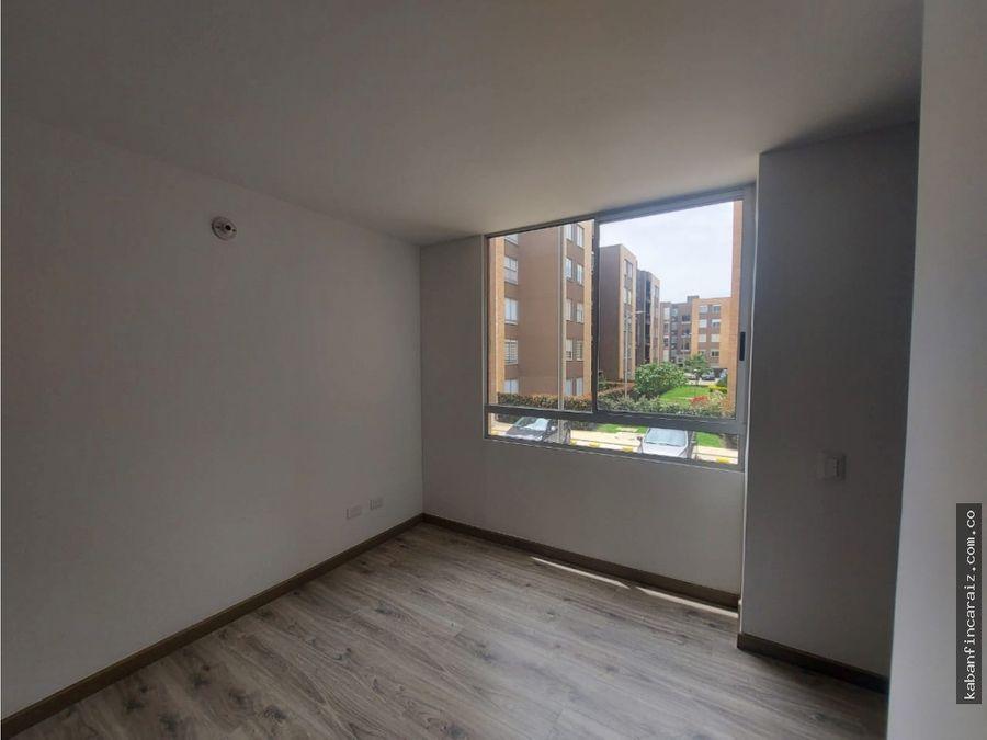 arriendo apartamento en cajica en conjunto residencial viantt