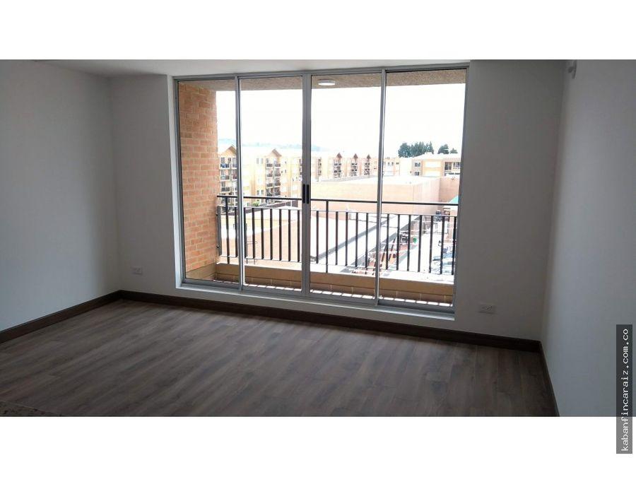 vendo apartamento huertas de cajica reservado