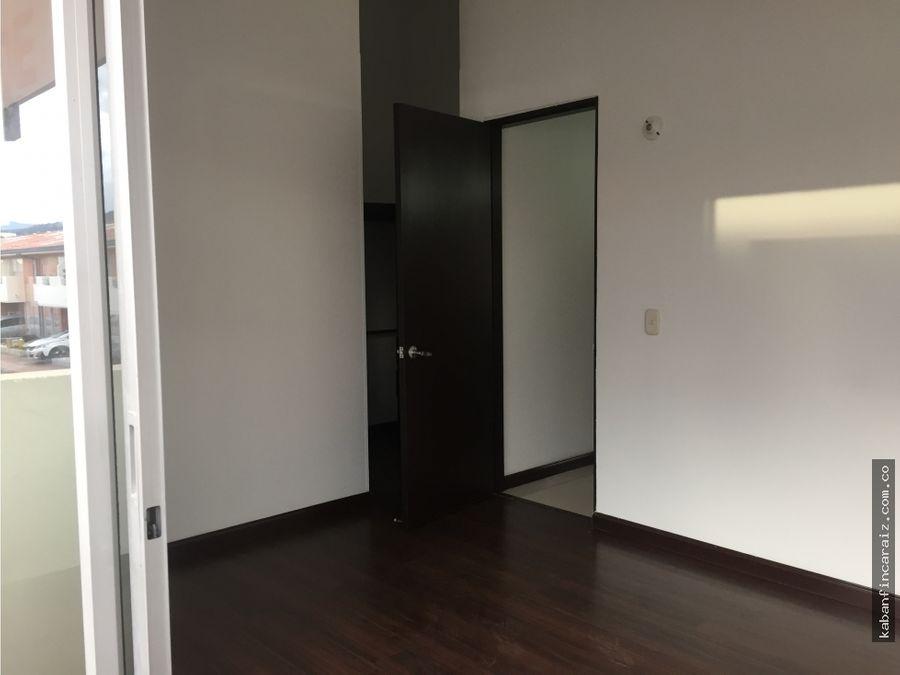 vendo casa en chia conjunto residencial stanza