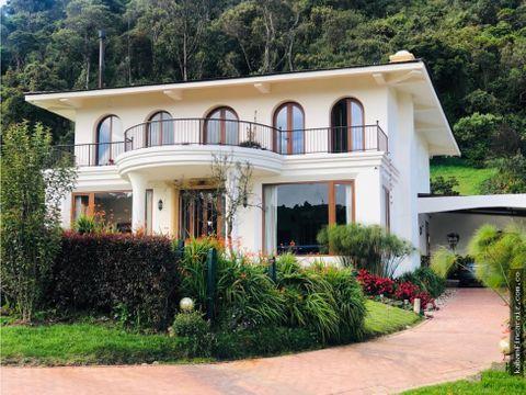 vendo casa en chia yerbabonita