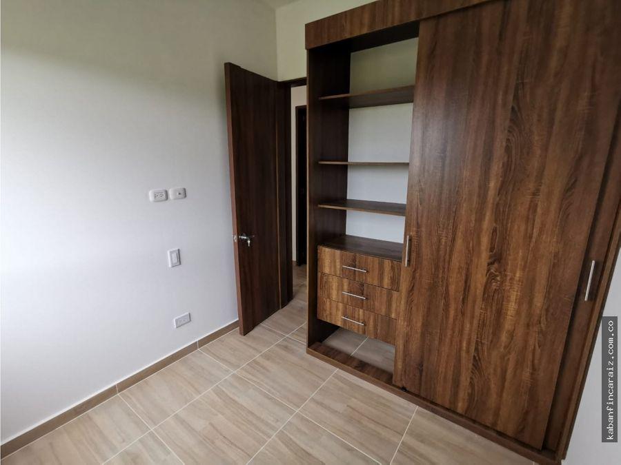 vendo apartamento en chia naranjo ii
