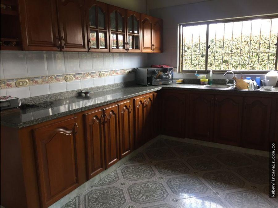 vendo casa campestre en chia villa del carmen