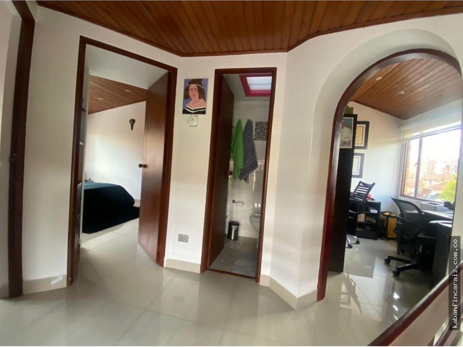 vendo casa en chia villa concha