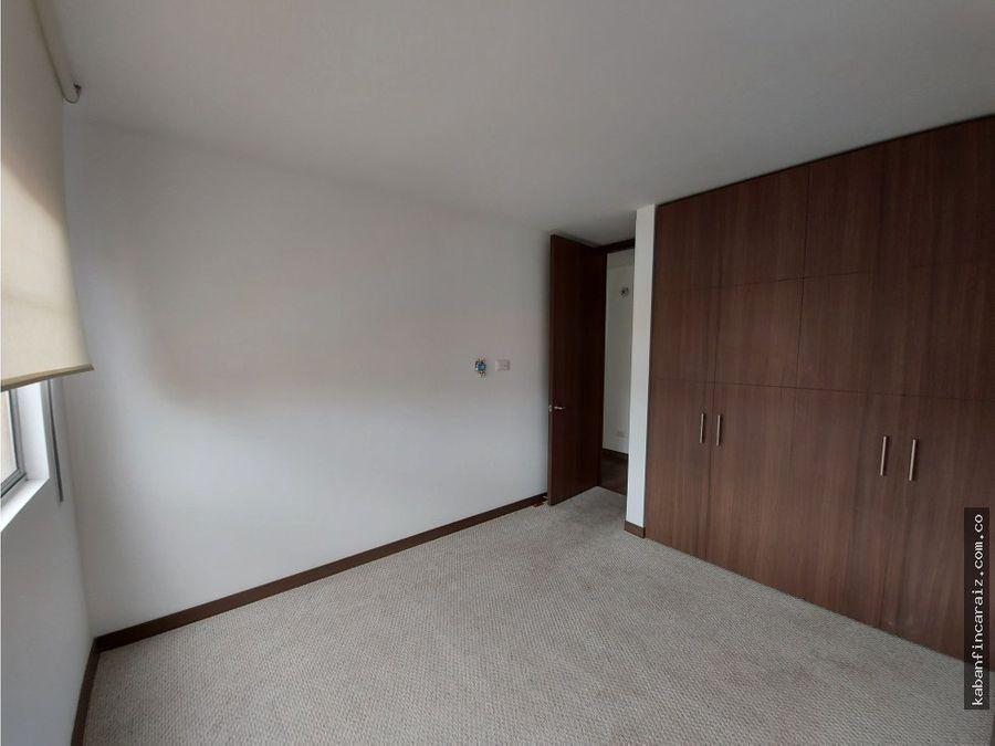 vendo apartamento en chia valle de luna