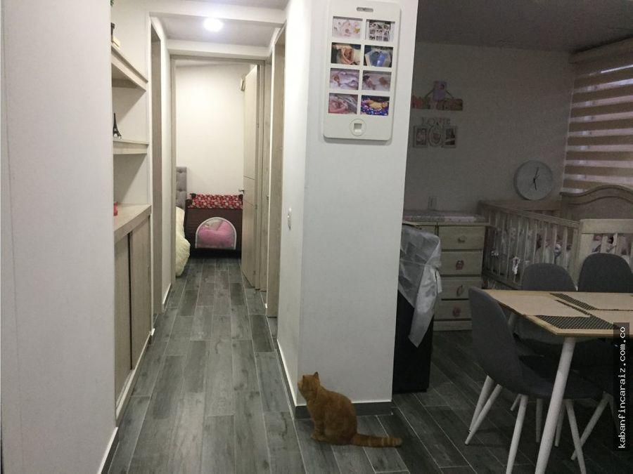 arriendo apartamento en chia naranjos iii